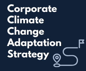 Corporate Climate Change Adaptation Strategy